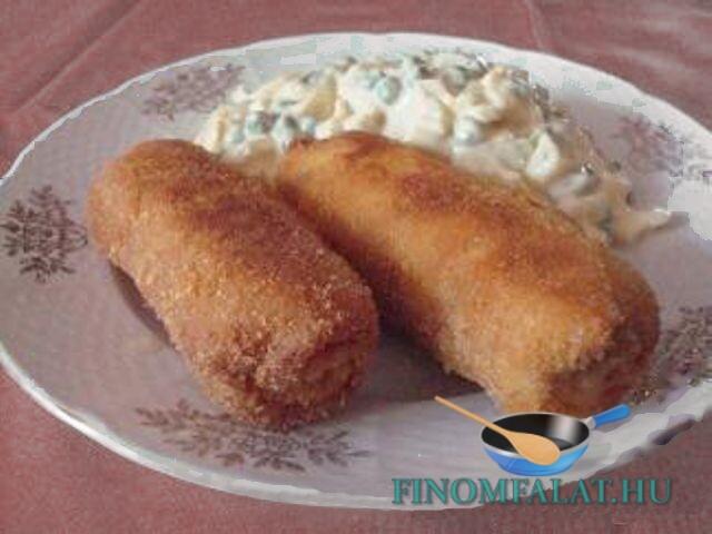 Debreceni húsos palacsinta recept