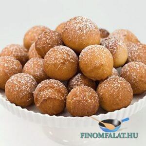 Ricotta fánk recept